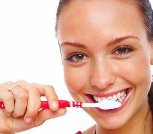 Blanchiment dents bordeaux